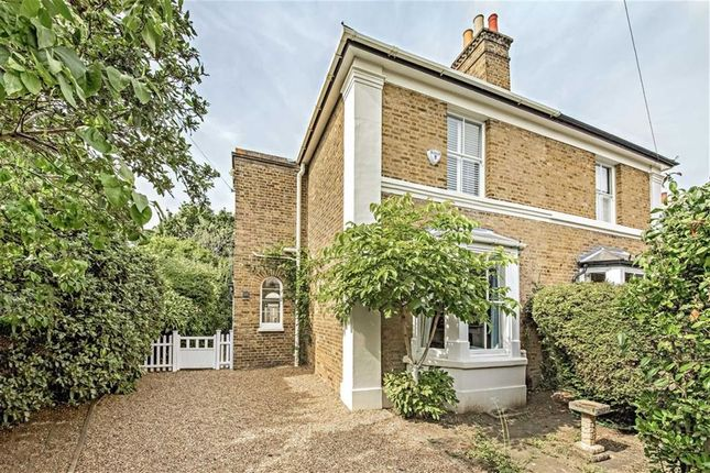 Thumbnail Property for sale in Manor Road, East Molesey