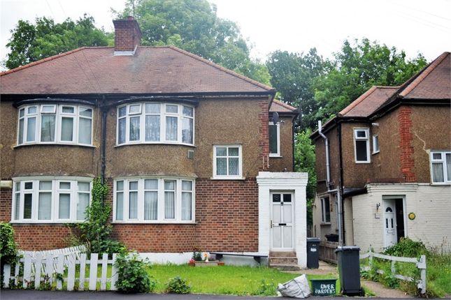 Thumbnail Maisonette to rent in River Gardens, Feltham, Greater London