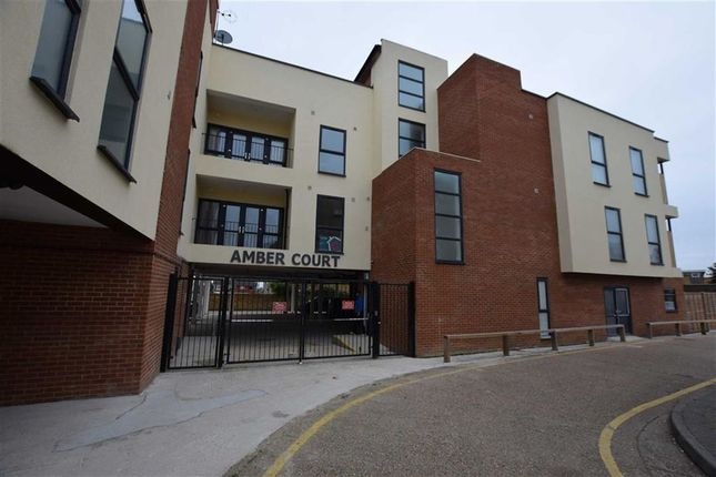 Thumbnail Flat for sale in Amber Court, St Johns Way, Corringham, Essex