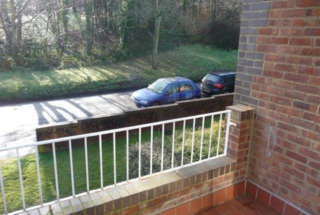 Balcony of Waterslade, Elm Road, Redhill RH1