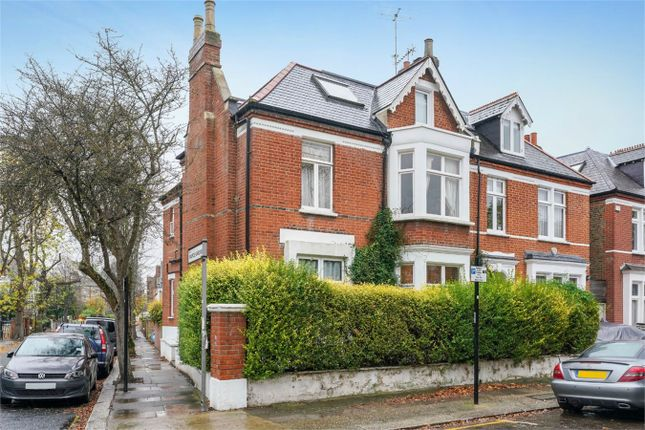 Thumbnail Flat to rent in Marlborough Rd, Chiswick