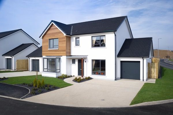 Thumbnail Terraced house for sale in Ballakilley Development, Church Road, Rushen