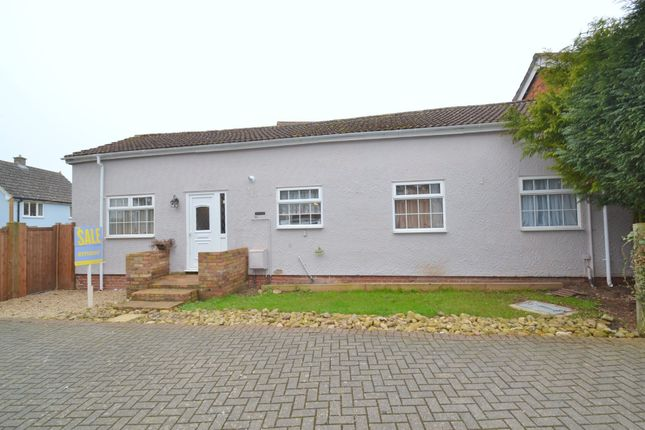Thumbnail Semi-detached bungalow for sale in Egremont Street, Glemsford, Sudbury