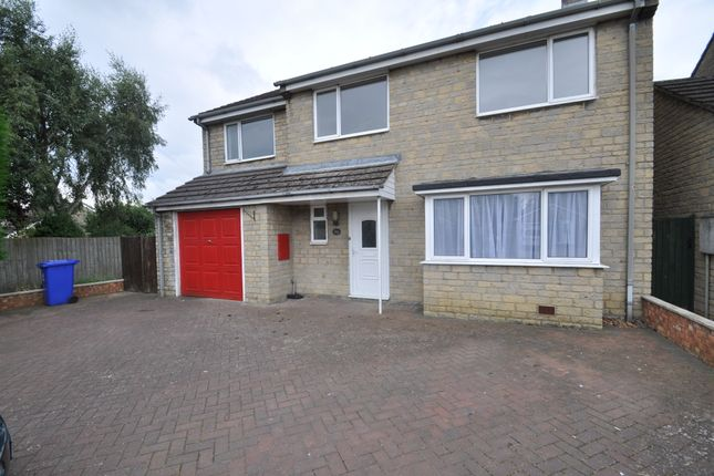 Thumbnail Detached house to rent in Halse Road, Brackley