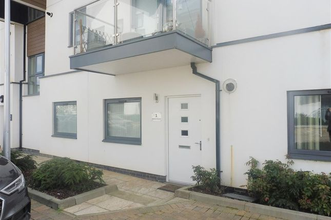 Thumbnail Flat to rent in Orchid Way, Torquay