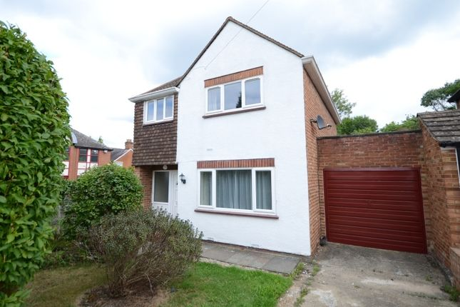 Thumbnail Detached house to rent in Cedar Close, Bagshot