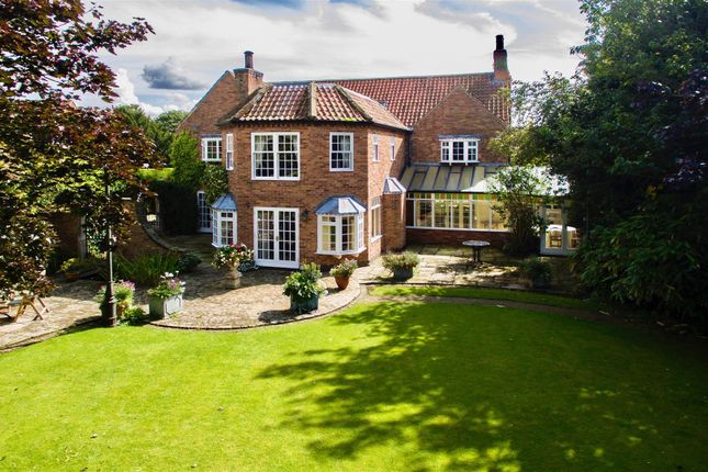 Thumbnail Detached house for sale in Town Street, Sutton, Retford