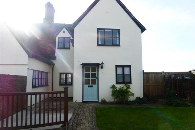 Thumbnail Cottage to rent in Bardfield Road, Shalford, Braintree