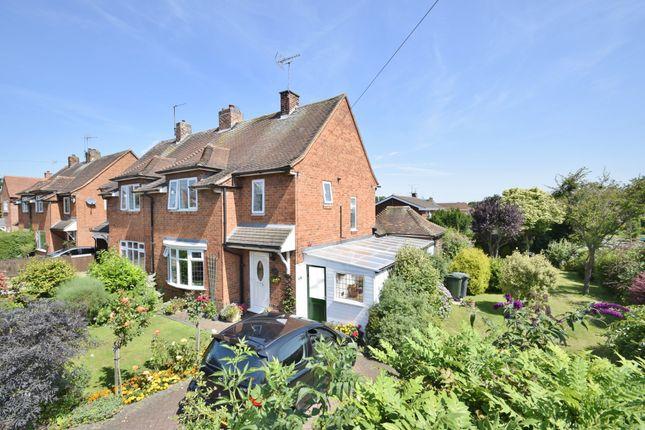 Thumbnail Semi-detached house for sale in Edwald Road, Edwalton