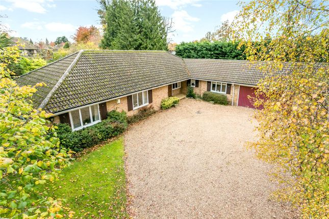 Thumbnail Bungalow for sale in Bearswood End, Beaconsfield