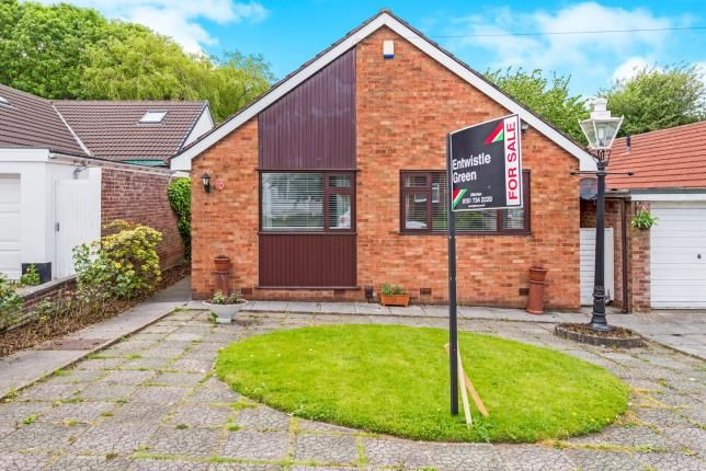 Thumbnail Bungalow for sale in Quickswood Drive, Woolton, Liverpool, Merseyside