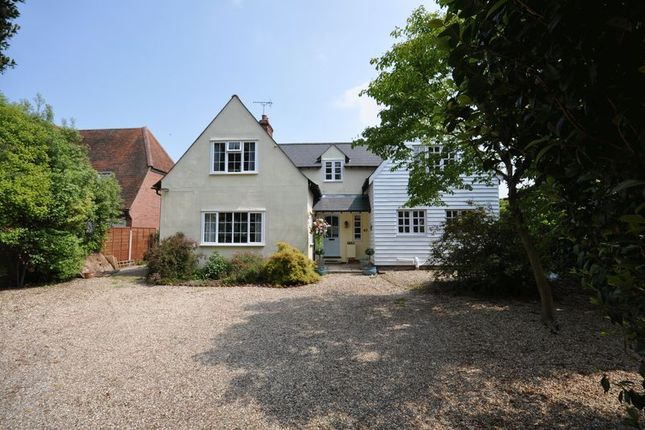 Thumbnail Detached house for sale in Queen Anne Road, West Mersea, Essex