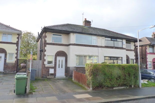Thumbnail Semi-detached house to rent in Ringways, Bromborough, Wirral