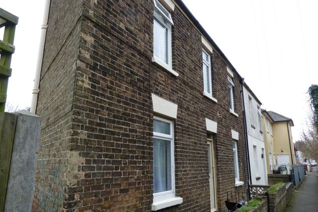 Thumbnail Cottage for sale in Cinder Footpath, Broadstairs