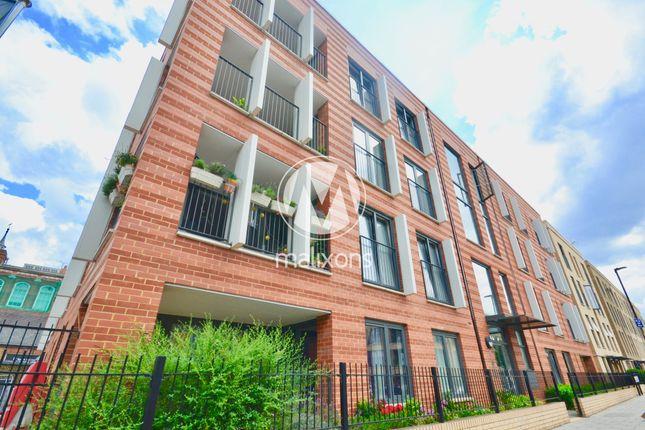 Thumbnail Flat to rent in Akerman Road, London