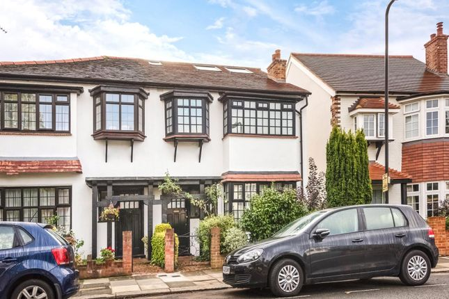 Thumbnail Semi-detached house for sale in Ramillies Road, Chiswick, London