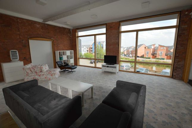 Thumbnail Flat to rent in Boiler House, Electric Wharf, Coventry