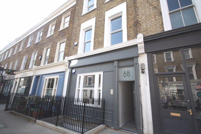 Thumbnail Flat to rent in Allen Road, Stoke Newington, London
