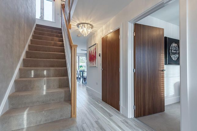 """Thumbnail Detached house for sale in """"The Pendlebury """" at Bar Lane, Wakefield"""