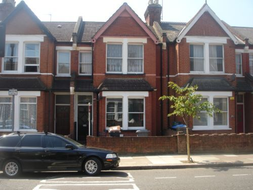 Thumbnail Terraced house to rent in Larch Road, Willesden Green
