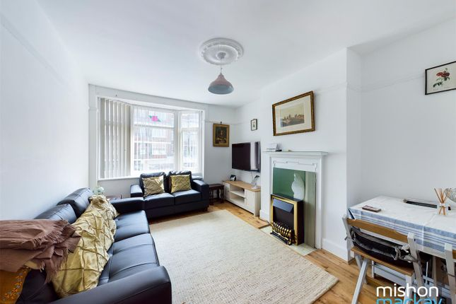 Thumbnail Maisonette to rent in Hove Street, Hove