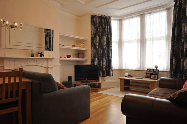 Thumbnail Flat to rent in Oakfield Road, Southgate, London
