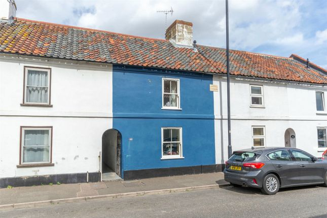 Thumbnail Terraced house for sale in Freeman Street, Wells-Next-The-Sea
