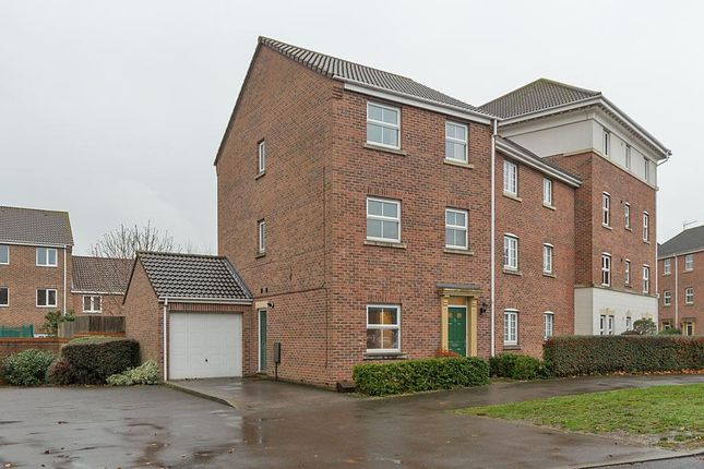 Thumbnail Semi-detached house to rent in Emerald Crescent, Sittingbourne