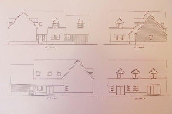 Thumbnail Detached house for sale in Hillcrest Approach, Bramford, Ipswich
