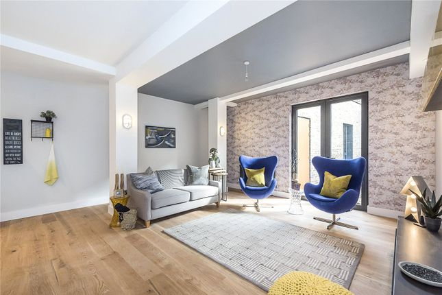 Thumbnail Flat for sale in Stoke Newington High Road, Wilmer Place, London