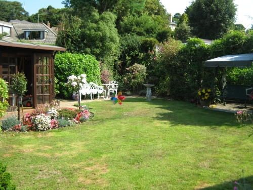 Thumbnail Detached bungalow to rent in Dansie Close, Lower Parkstone, Poole