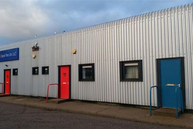 Thumbnail Light industrial to let in Unit 11, Airside Business Park, Dyce Drive, Dyce, Aberdeen, Aberdeenshire