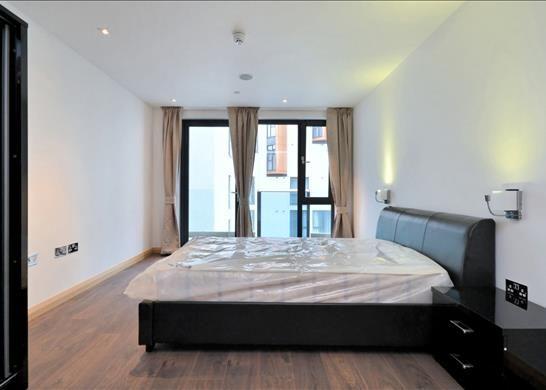 Bedroom 2 of Pinnacle Tower, Fulton Road, Wembley Park HA9