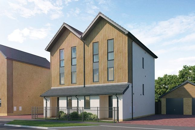 """4 bed property for sale in """"Gardenia"""" at Oxleigh Way, Stoke Gifford, Bristol BS34"""