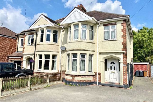 Thumbnail Semi-detached house to rent in Coventry Road, Hinckley
