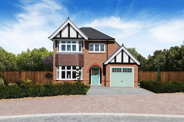 "Thumbnail Detached house for sale in ""Worcester"" at Ledsham Road, Little Sutton, Ellesmere Port"