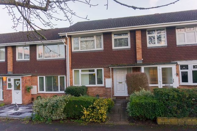 Thumbnail Terraced house to rent in Clover Road, Flitwick, Bedford