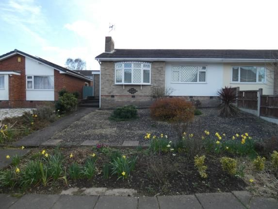 Thumbnail Bungalow for sale in Midhurst Close, Chilwell, Beeston, Nottingham
