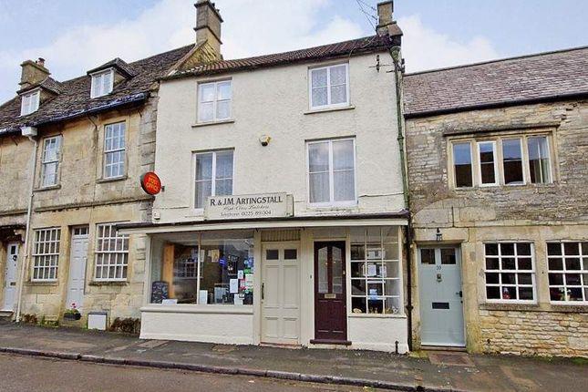 Thumbnail Retail premises for sale in High Street, Marshfield, Chippenham