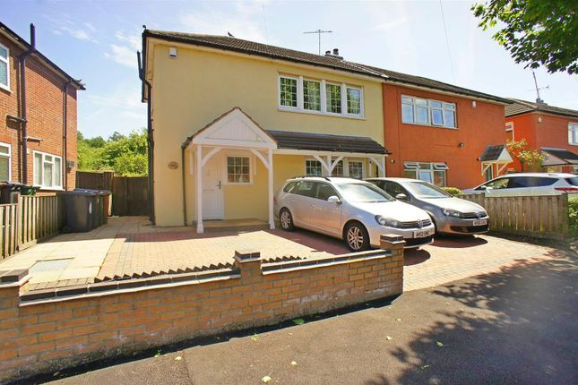 Thumbnail Semi-detached house for sale in Valley Side, London