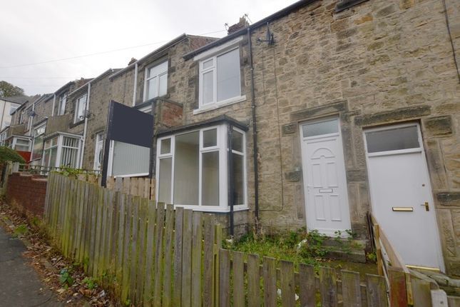 Thumbnail Terraced house to rent in Shafto Terrace, Shield Row, Stanley
