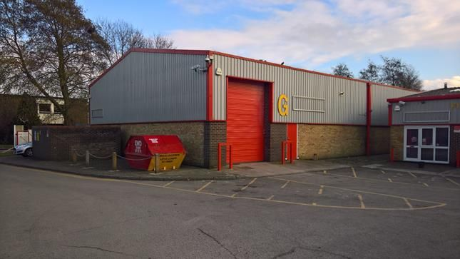 Thumbnail Light industrial to let in Unit G Briarsford Industrial Estate, Perry Road, Witham