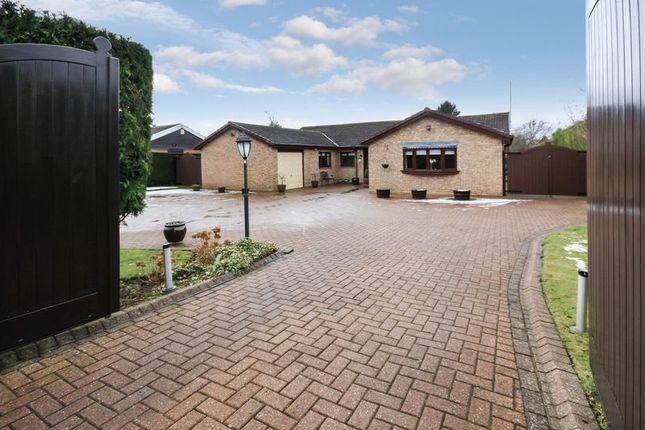 Thumbnail Detached bungalow for sale in Parklands, Newcastle Upon Tyne