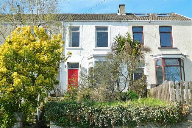 Thumbnail Terraced house for sale in Penmaen Terrace, Swansea