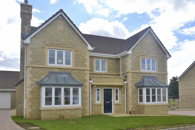 Thumbnail Detached house for sale in 11 Hawkesmead Close, Norton St Philip, Nr Bath
