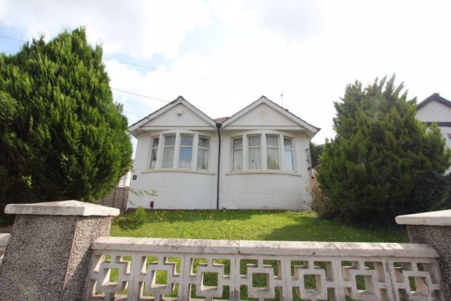 3 bed detached bungalow for sale in Coldbrook Road East, Barry CF63