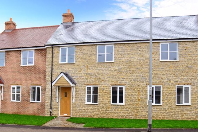 Thumbnail Terraced house for sale in Shaftesbury Road, Henstridge, Templecombe