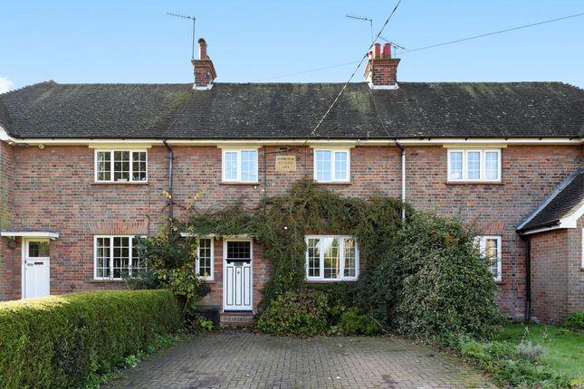 Thumbnail Terraced house for sale in South Heath, Buckinghamshire