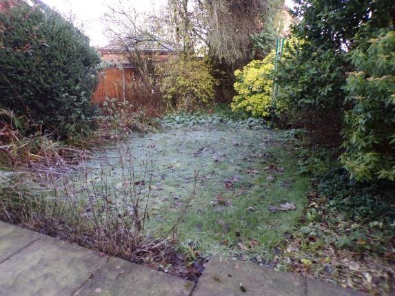 Garden of Riley Close, Leyland PR25
