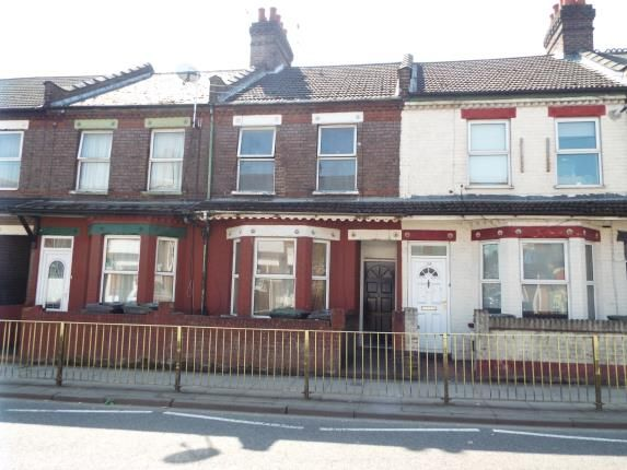Thumbnail Terraced house for sale in Dallow Road, Luton, Bedfordshire